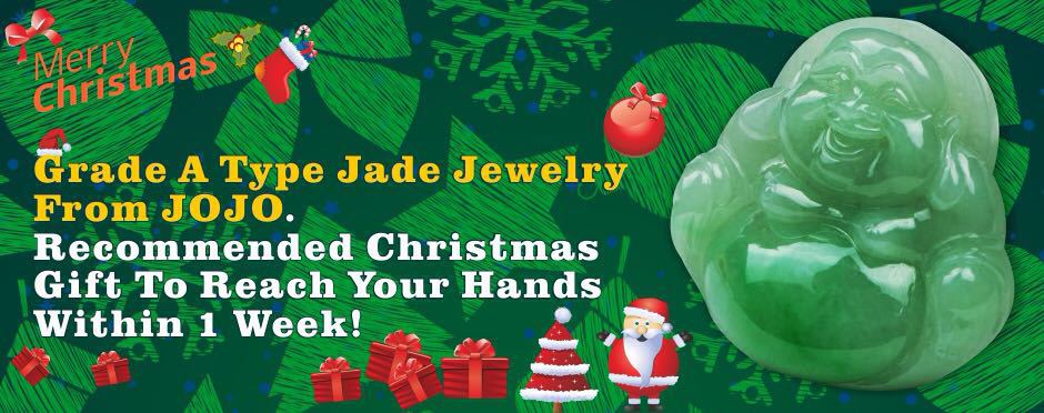 recommended jade jewelry for christmas gift