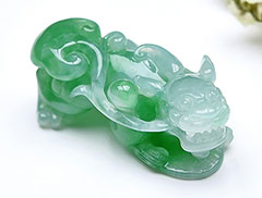 jade Pixiu Pendant